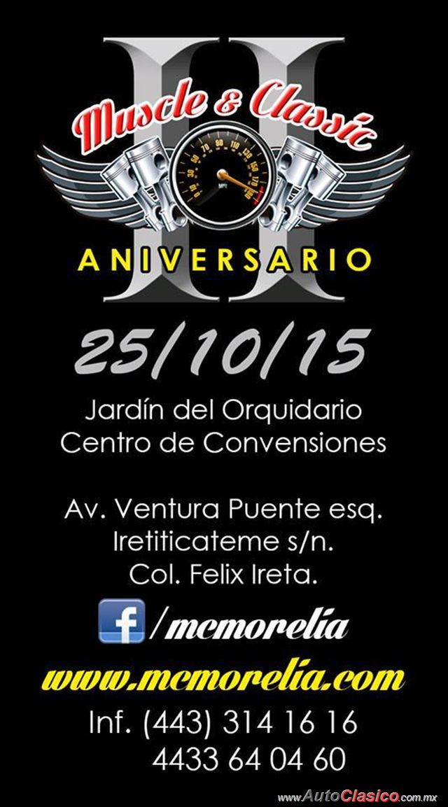 Club Muscle and Classic Morelia 2015