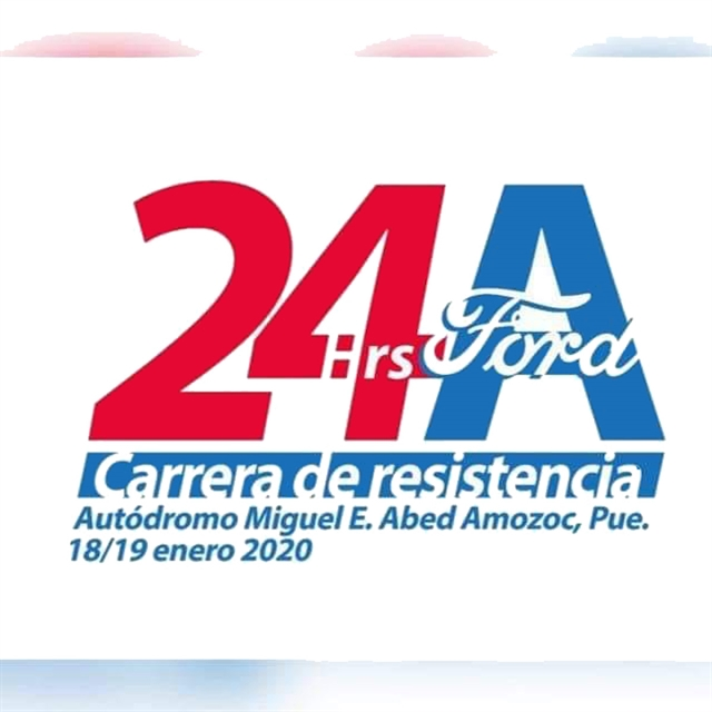 24 Horas Ford A 2020