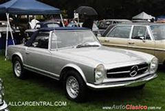 1971 Mercedes Benz 280 SL Convertible