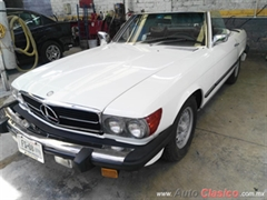 1976 Mercedes Benz 450sl Convertible
