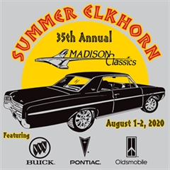 Más información de 35th Annual Summer Elkhorn Swap Meet & Car Show