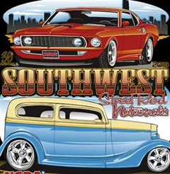 Más información de 36th Annual Southwest Street Rod Nationals