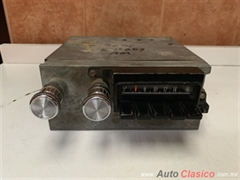 DODGE CHARGER  RT, ROAD RUNNER , PLYMOUTH 1971 A 1974 RADIO ORIGINAL