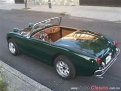 1960 Otro Austin Healey Bugeyes Convertible