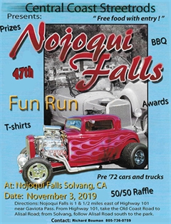 47th Annual Nojoqui Falls Fun Run