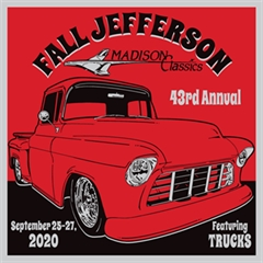 Más información de 43rd annual Fall Jefferson Swap Meet & Car Show