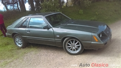 1983 Ford mustang burbuja deportivo Coupe