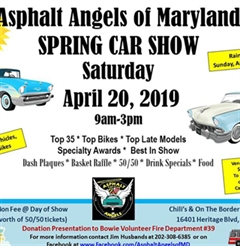 Más información de Asphalt Angels of MD Spring Car, Truck & Bike Show 2019