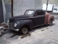 ayuda con dodge luxury liner coupe 1941