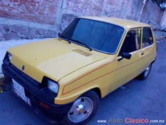 1982 Renault R5 Coupe