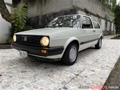 1990 Volkswagen Golf Hatchback
