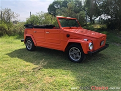 1973 Volkswagen Safari Convertible