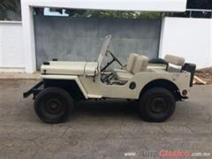1946 Willys Willys CJ-2A Convertible