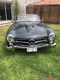 1958 Mercedes Benz 190SL Convertible