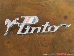 FORD PINTO EMBLEMA