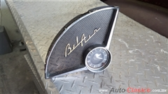 BASE Y RELOJ TABLERO CHEVROLET BEL-AIR 1955-1956