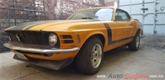 1970 Ford Mustang Sportroof hermoso Fastback