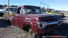 1960 Ford Pick up PIEZAS !! Pickup