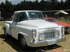 10a Expoautos Mexicaltzingo - 1960 International Pickup