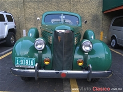 1938 Cadillac Lasalle Coupe