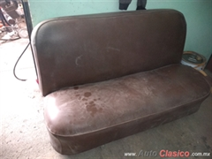 Asiento corrido pick up ford 1949