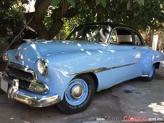 1951 Chevrolet Styleline Coupe