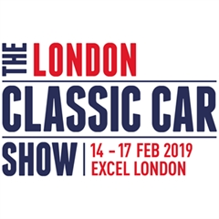 Más información de The London Classic Car Show 2019