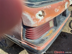 Calaveras Ford Mustang 81-82-83-84 Ford Fairmont '78