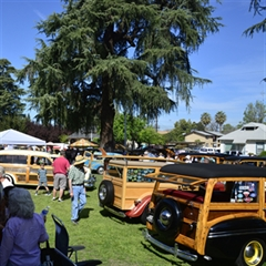 "14th Annual ""Woodies in the Valley"""