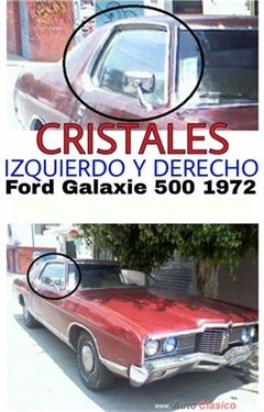 CRISTALES LATERALES