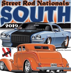 Más información de 45th NSRA Street Rod Nationals South