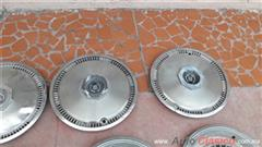 Copas tapones mercury grand Marquis y ford LTD  Rin 15