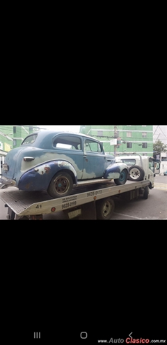1939 Chevrolet Chevrolet coupe Coupe