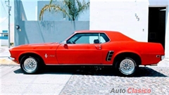1970 Ford Ford Mustang 1970. Coupe