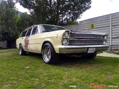 1966 Ford Galaxie 500 Vagoneta