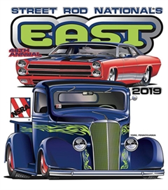Más información de 46th NSRA Street Rod Nationals East