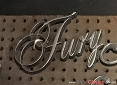 PLYMOUTH FURY 75-78 EMBLEMA