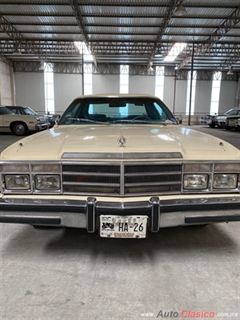 1979 Chrysler LE BARON Coupe