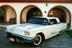Ford Thunderbird 1959.