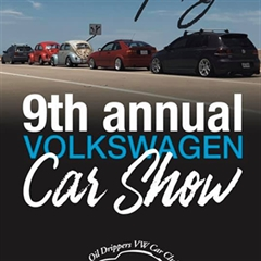 9th Annual Volkswagen Car Show Laredo Texas