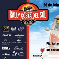 XX Tour Rally Costa del Sol