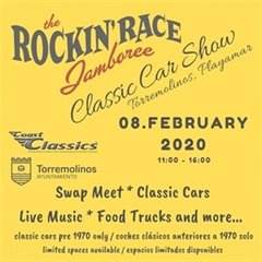 Rockin´ Race Jamboree - Classic Car Show 2020
