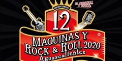 More information about 12o. Máquinas y Rock & Roll 2019