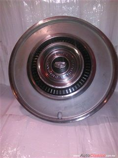 Tapon o polvera para Ford Galaxie o LTD en muy buen estado