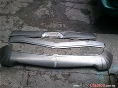 Tolvas para defensa delgada ford maverick 1970- 1972
