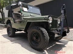 1946 Jeep Willys CJ2A Convertible