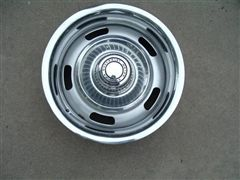 Chevrolet Trim rings y Centros Derby de Rally Wheels 15 x 8