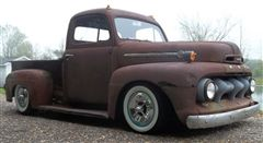 pickup ford 1952