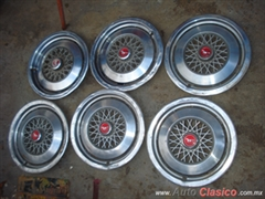 MUSTANG 74-78 TAPONES