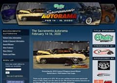 70th Annual Sacramento Autorama